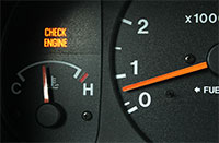 Check Engine Light Service | Roesbery Car Care Walnut Creek